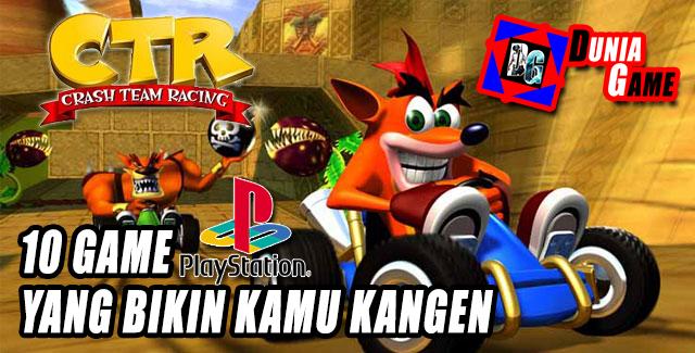10 Game Legendaris PlayStation 1 yang Bakal Bikin Kalian Kangen