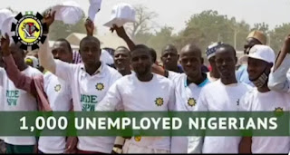 Finally, The FG Approved To Employ 774,000 Youths, 1000 For Each LG