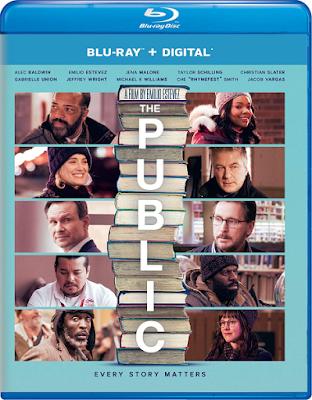 The Public [2018] [BD25] [Subtitulado]