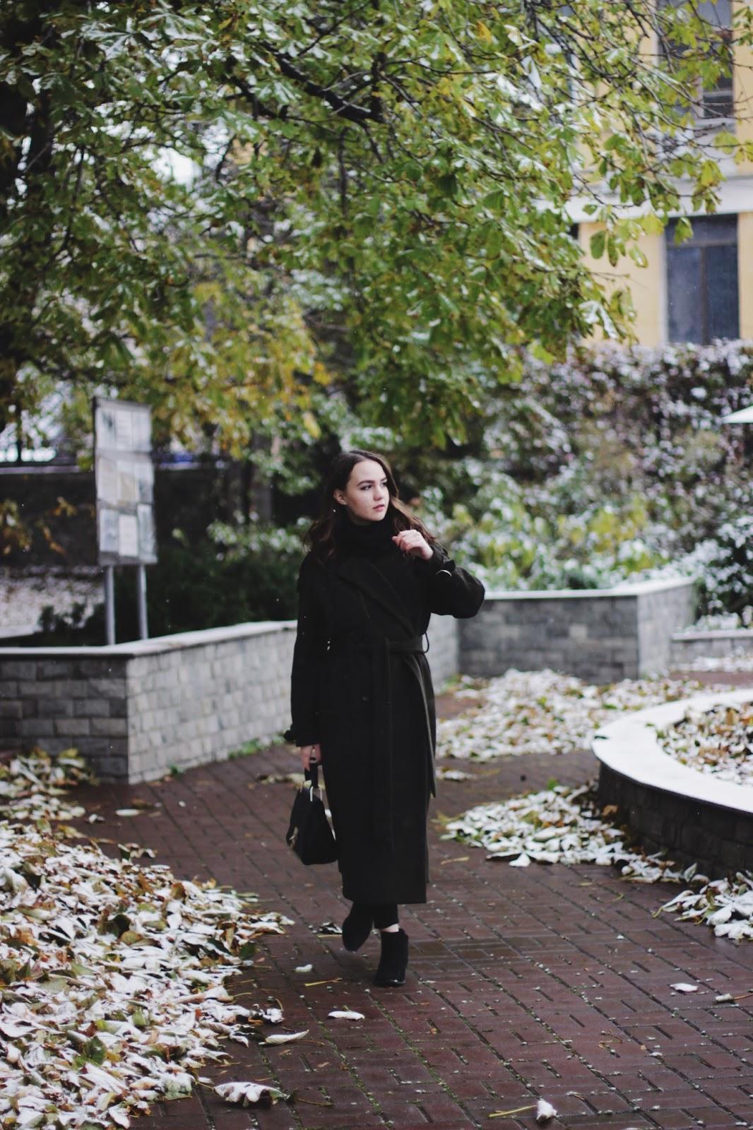 Alina Ermilova | Fashion Blogger | Cold Weather Style
