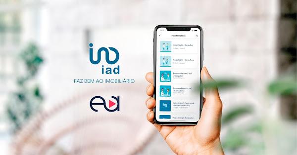 iad Portugal une-se à Easymovie para facilitar a produção de vídeos aos consultores da rede