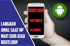 HP Mendadak Stuck Logo? Langkah Awal Saat Android Bootloop