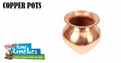 Home Remedies For White Patches On Skin, Vitiligo: Copper Pots