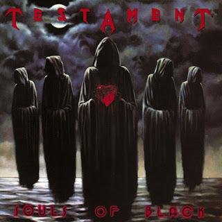 """Testament - """"Souls of Black"""""""