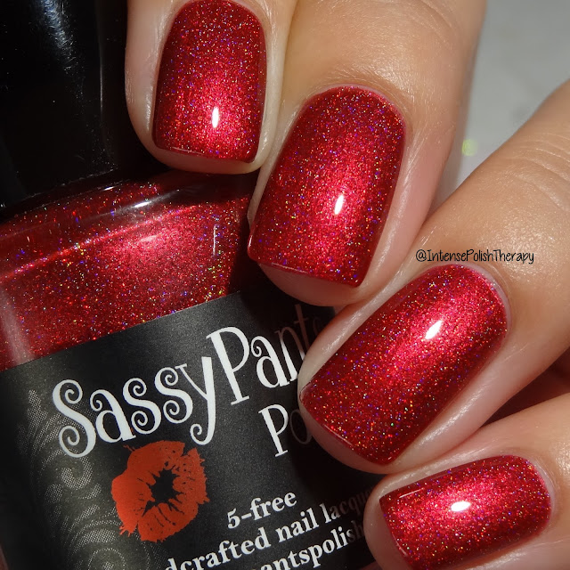 Sassy Pants Polish Hot As Hell