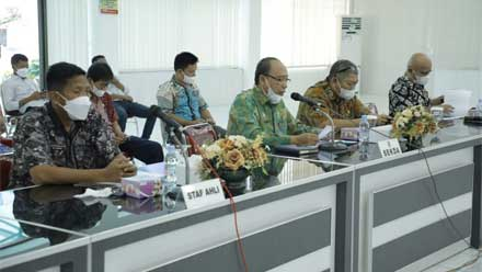Komisi B DPRD Provsu Kunker ke Kabupaten Asahan