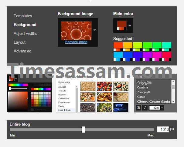 MagOne Primium blogger template
