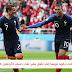 فرنسا أول المتأهلين لدور الثمانية على حساب الأرجنتين 4-3