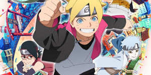 Boruto: The Next Generations (2017) Series Subtitle Indonesia Update Eps. 30 (special)