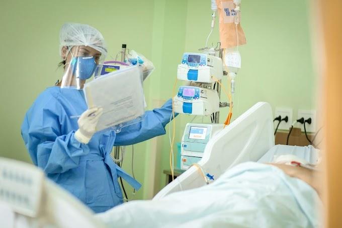 PANDEMIA: Ala Covid do Hospital Norberto Moura em Elesbão Veloso recebe pacientes de outras cidades