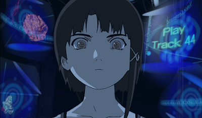 "Horror anime ""Serial Experiments Lain"""