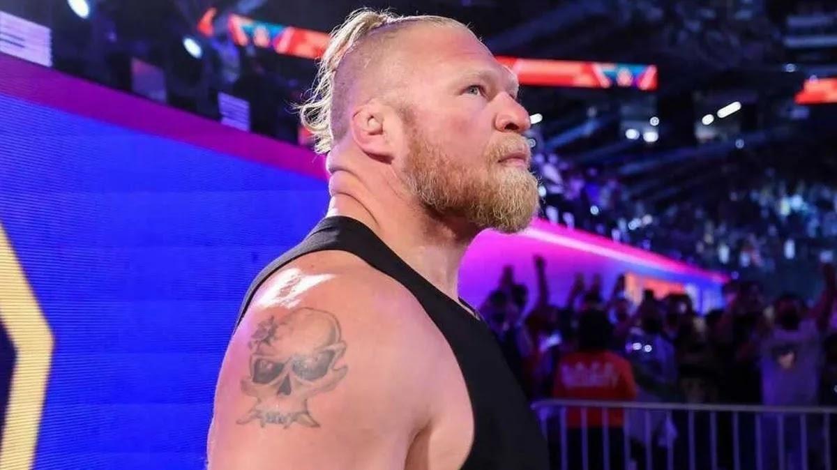 WWE temeu que Brock Lesnar pudesse receber oferta da AEW