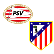 PSV Eindhoven - Atletico Madrid