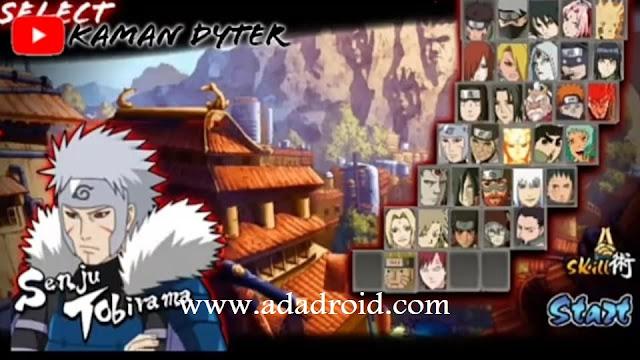 Naruto Senki Mod Ninja War 4th Apk by Maman