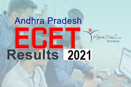 AP ECET 2021 Results
