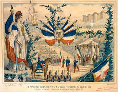 14 Iulie - Ziua Nationala a Frantei