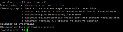 Tutorial Installasi Kloxo MR di VPS Linux CentOS dan RedHat