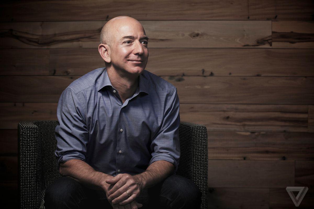 Jeff Bezos look
