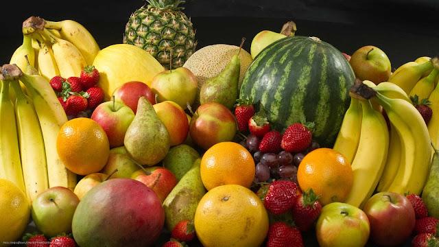wallpaper buah segar