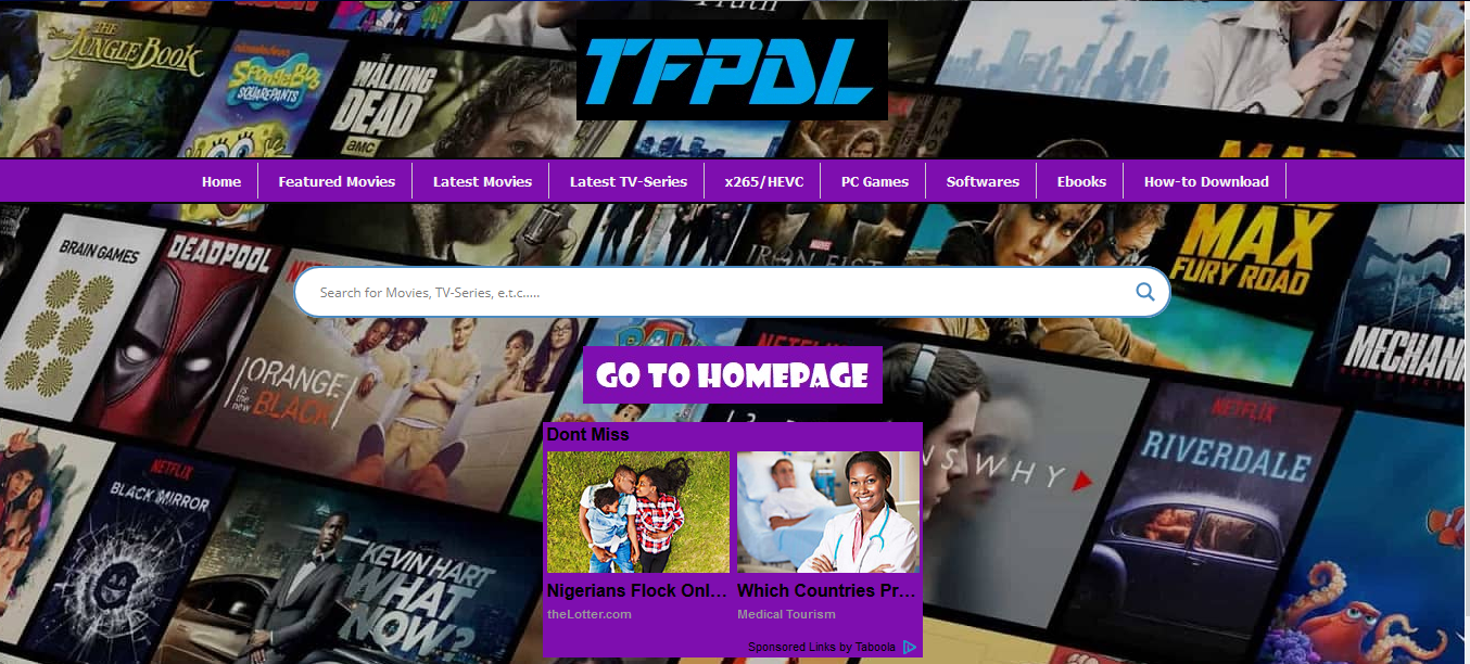 Top Websites To Download Free Movies And TV Series For PC And Mobile