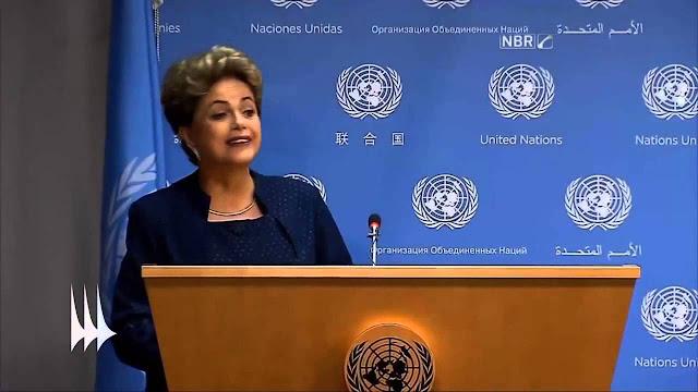 Dilma Houssef na ONU