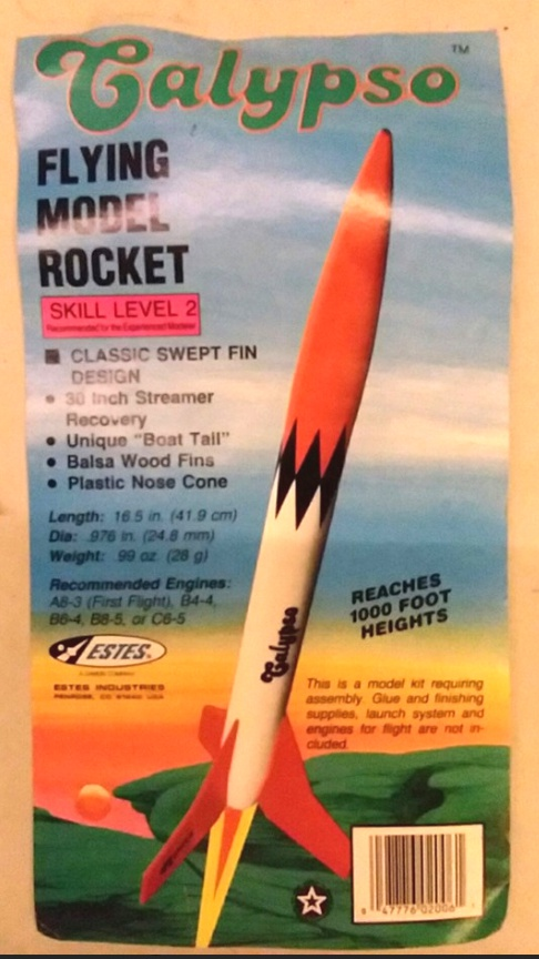 Estes Drifter Model Rocket Kit