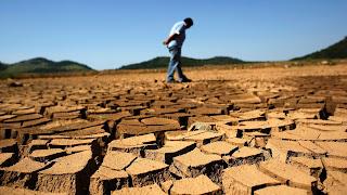 Seca já atinge mais de 70% do território paraibano