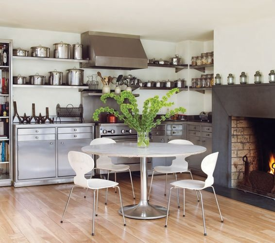 Kitchen Cabinets In Brooklyn Ny: 702 Hollywood: The Hearth Of The Kitchen
