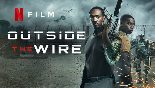 Best Sites to Watch Outside The Wire Online in HD: eAskme