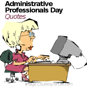 Secretary's day poem | camppig