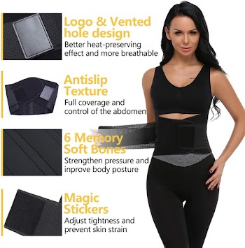 75%off  Women's Waist Training Belt-Waist Belt Trimmer