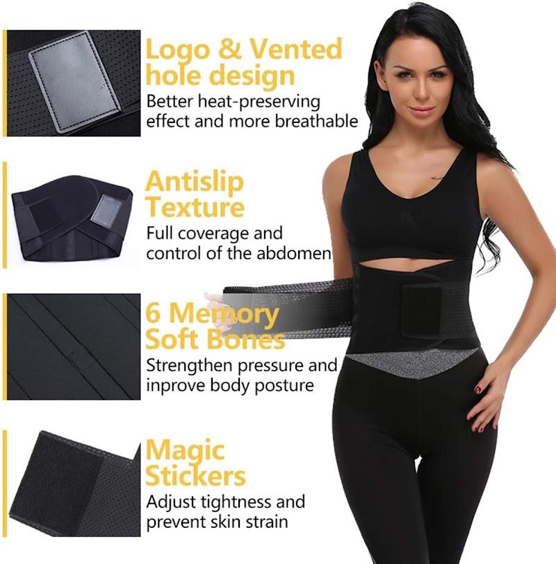 75%off  Women's Waist Training Belt-Waist Belt Trimmer