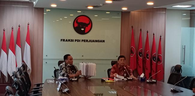 Alasan PDIP Geser Rieke Diah Pitaloka, Singgung Omnibus Law dan RUU HIP