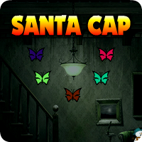 AvmGames The Santa Cap Walkthrough