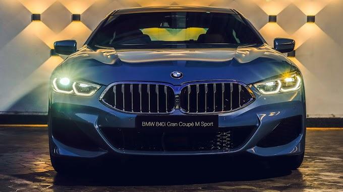 BMW 840i M Sport Gran Coupe