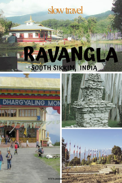 Here is Why Ravangla is the Latest Trend in Sikkim. A 4-Days Itinerary to Offbeat Sikkim.