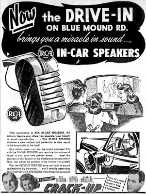 RCA In-Car Speaker