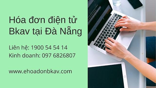 Hóa đơn điện tử Bkav tại Đà Nẵng