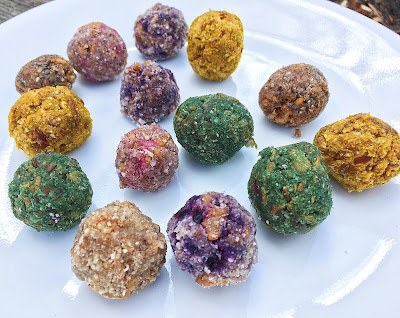 Rainbow Bliss Balls Recipe (Gluten Free Recipe, Vegan Recipe)