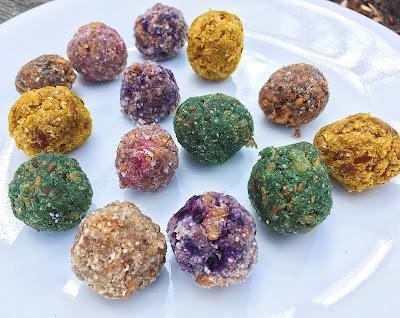 Rainbow Bliss Balls Recipe (Gluten Free Recipe, Vegan Recipe)