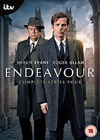 Endeavour: Series 4 (2017) Poster