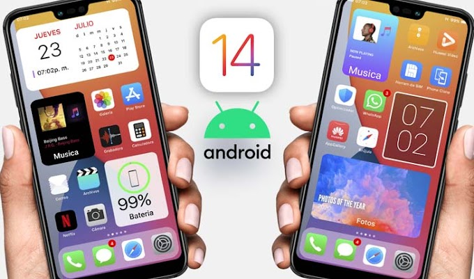 Instalar iOS 14 iPhone En Android