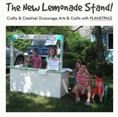 lemonade stand ideas for kids