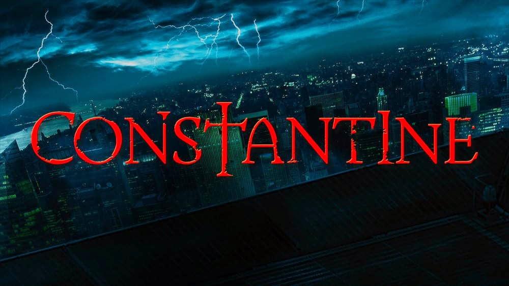 Yeni Amerikan Dizisi Constantine