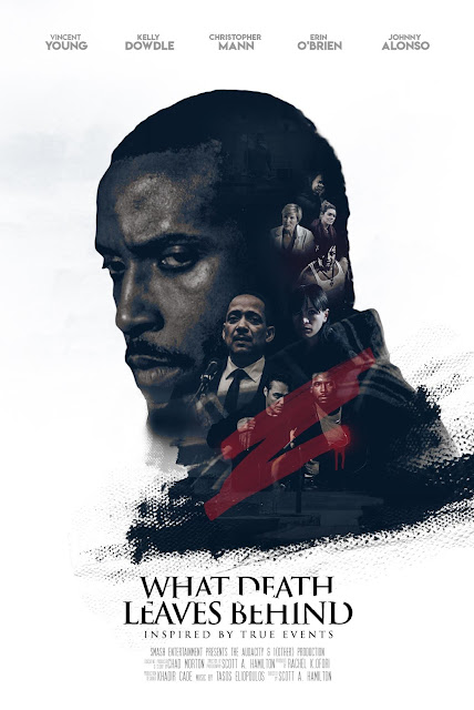 What Death Leaves Behind Poster