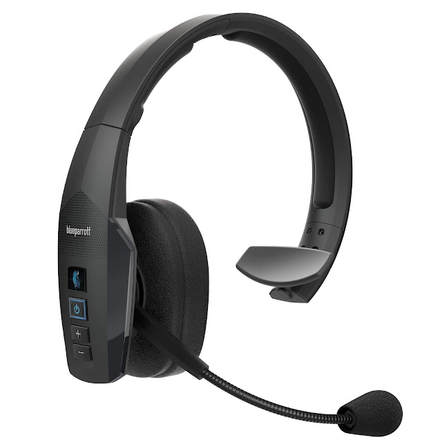 BlueParrott Introduces Next Generation B450-XT Wireless Headset
