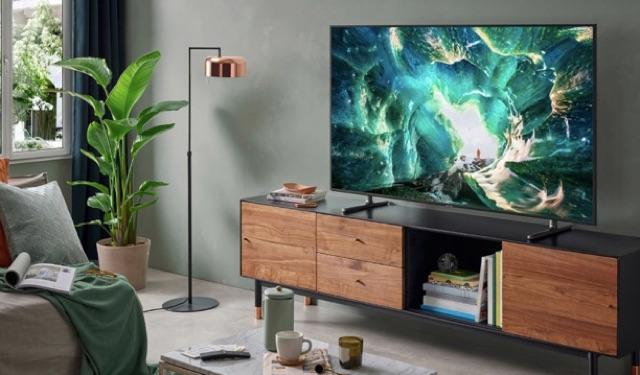Smart Tivi Samsung 4K 49 inch UA49RU8000KXXV