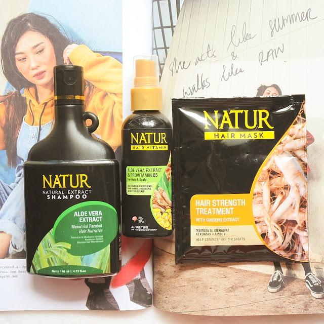 Natur Aloe Vera Series