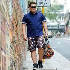 30f1d9537d2 La Mejor Moda Para Hombres Gordos -Tallas Especiales : Tendencias ...