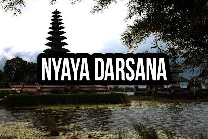 Nyaya Darsana (Filsafat Hindu Dari Sad Darsana)